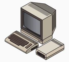 Commodore 64 by Zern Liew