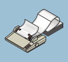 Epson LX-80 Dot Matrix Printer Kids Clothes
