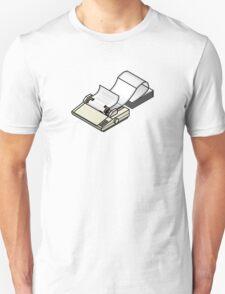 Epson LX-80 Dot Matrix Printer Unisex T-Shirt