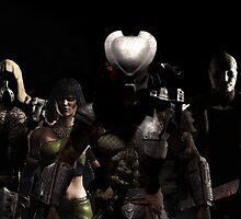 Mortal Kombat X Kombat Pack 1 by Tremorgaming