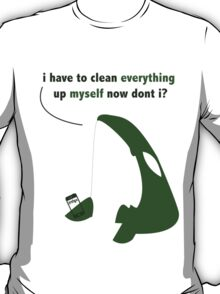 Makoto || Cleaning Everything Up T-Shirt