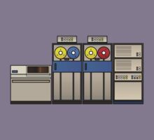 Vintage Mainframe Kids Clothes