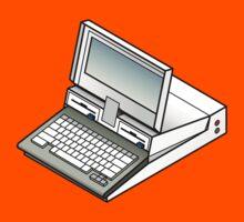 IBM PC Convertible 5140 Kids Tee