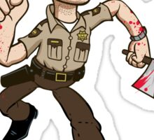 Woody Grimes - Sticker Sticker