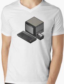 Sinclair Spectrum Mens V-Neck T-Shirt