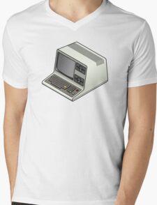 Tandy TRS-80 Mens V-Neck T-Shirt