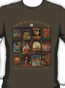 Newton Haven Pubs T-Shirt