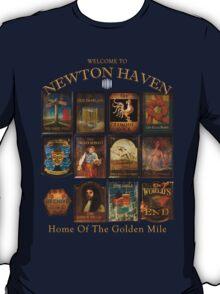 Newton Haven Pubs T-Shirt
