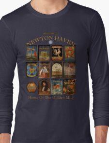 Newton Haven Pubs Long Sleeve T-Shirt