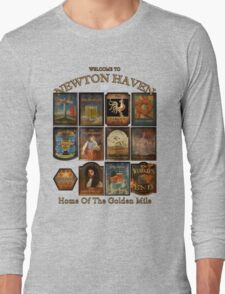 Newton Haven Pubs Long Sleeve T-Shirt