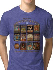 Newton Haven Pubs Tri-blend T-Shirt