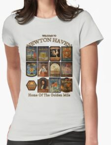 Newton Haven Pubs Womens Fitted T-Shirt