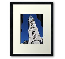 The Ivory Tower Framed Print