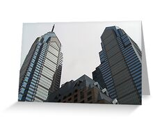 Our Liberties in Place Greeting Card