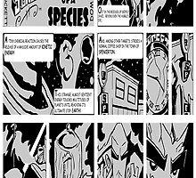 Biscotti Jones Comic Strip by vendettacomics
