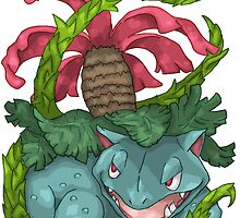 Venusaur by SansTache