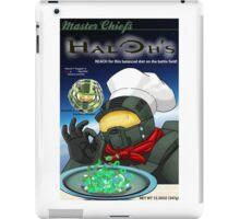 Haloh's cereal iPad Case/Skin