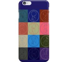 The Names of The Doctor iPhone Case/Skin