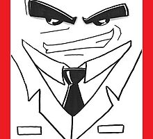 Mr. Java I Pad Case by vendettacomics