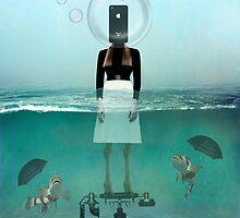 Nothing Is Real... by Karen  Helgesen