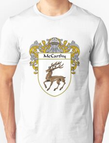McCarthy Coat of Arms/Family Crest T-Shirt