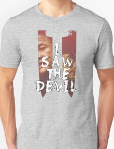 I Saw The Devil  T-Shirt