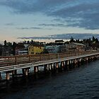Coupeville Wharf by don thomas