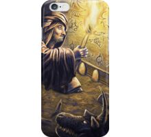 Ruins of The Nameless City iPhone Case/Skin