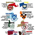 IVY LEAGUE by exeters