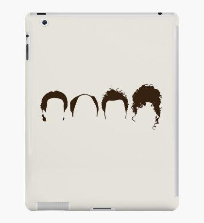 Seinfeld Hair iPad Case/Skin