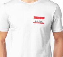 Hello I Am A: Twink t-shirt  Unisex T-Shirt