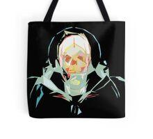 Lost in Space (black) Tote Bag