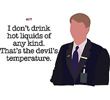 Kenneth Parcell The Devil's Temperature Photographic Print