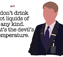 Kenneth Parcell The Devil's Temperature by kndll