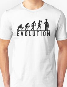 Funny Evolution Baker T Shirt T-Shirt