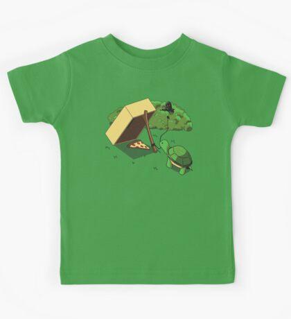 Turtle Trap Kids Tee