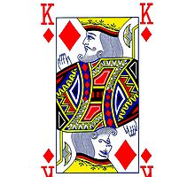 Smartphone Case - King of Diamonds by Mark Podger