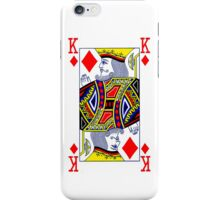 Smartphone Case - King of Diamonds iPhone Case/Skin