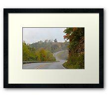 Scenic Arkansas Framed Print