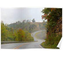Scenic Arkansas Poster