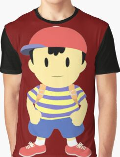 Ness Graphic T-Shirt