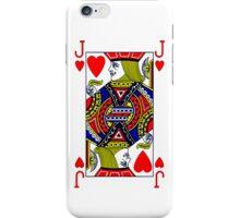 Smartphone Case - Jack of Hearts iPhone Case/Skin