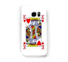 Smartphone Case - King of Hearts Samsung Galaxy Case/Skin
