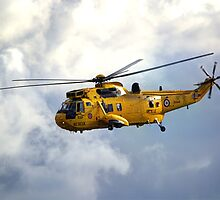 Sea King MK3A by Nigel Bangert