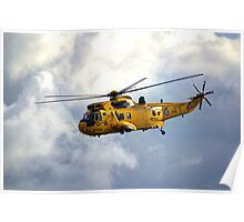 Sea King MK3A Poster