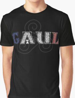 Gaul Pride Graphic T-Shirt