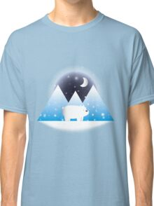 Ice Bear & Snow - We Bare Bears Classic T-Shirt