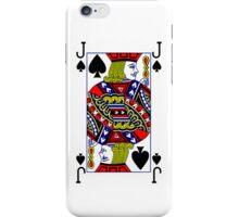 Smartphone Case - Jack of Spades iPhone Case/Skin