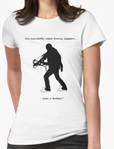 Badass Daryl Womens Fitted T-Shirt