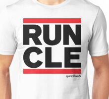 Run Cleveland (v1) Unisex T-Shirt